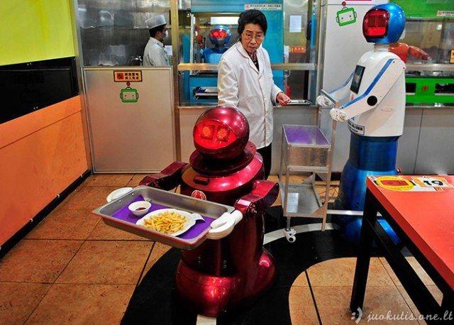 Restoranas iš ateities