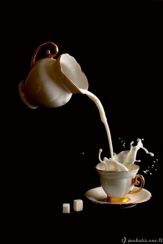 Išbėgęs pienas