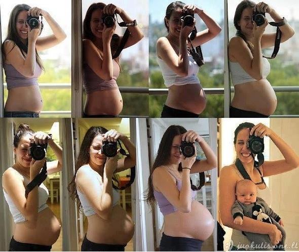 Puikiausios nėštumo nuotraukos