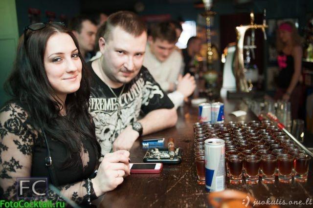 Rusijos klubų kasdienybė