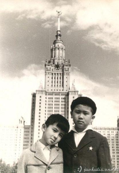 Fantastiškos retro fotografijos