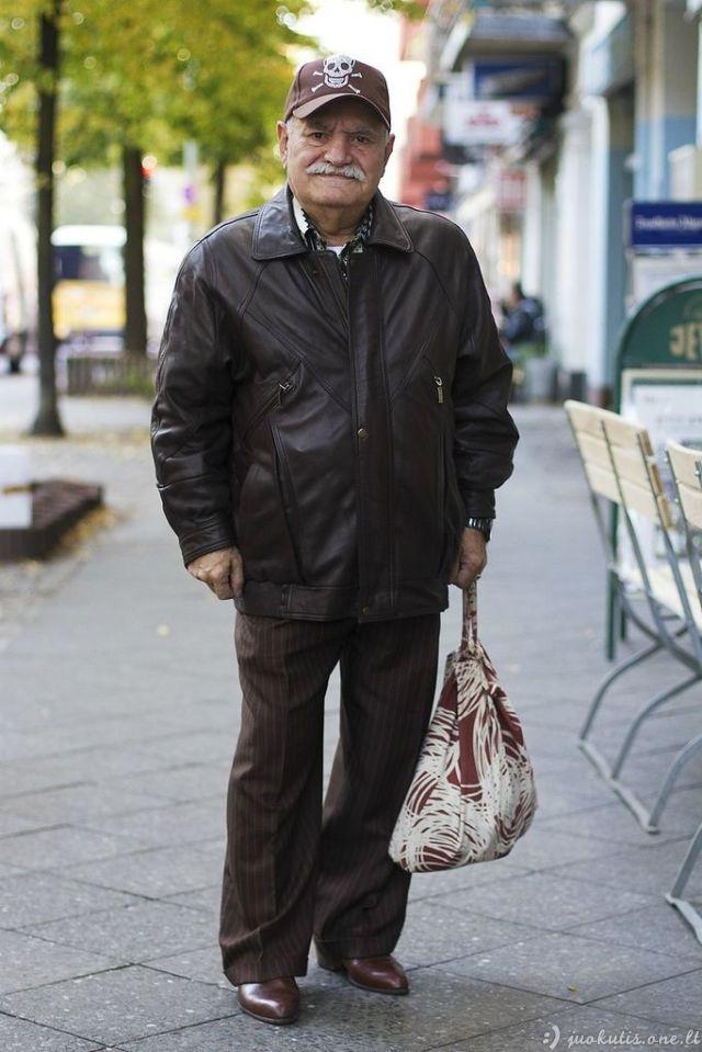 Stilingiausias pasaulio senukas