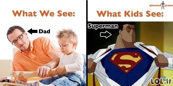 Vaikai vs Suaugusieji