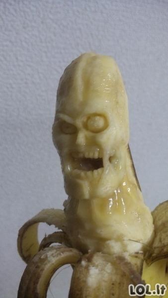Bananų menas