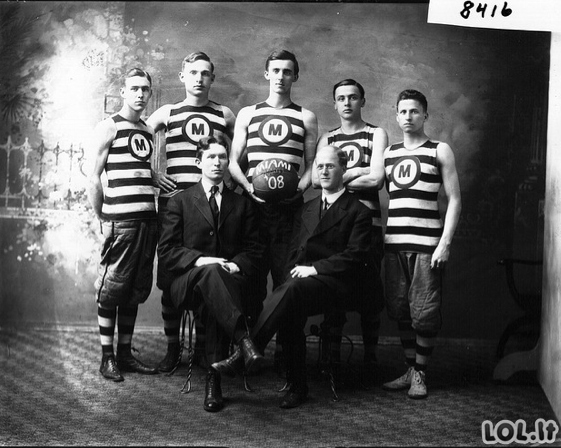 Auksiniai krepšinio metai