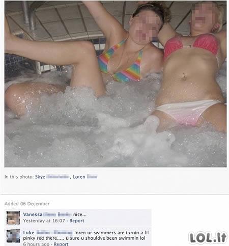 Juokingų Facebook nuotraukų 11-ukas