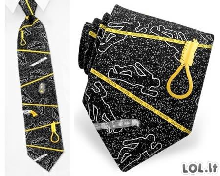 12 originaliausių kaklaraiščių