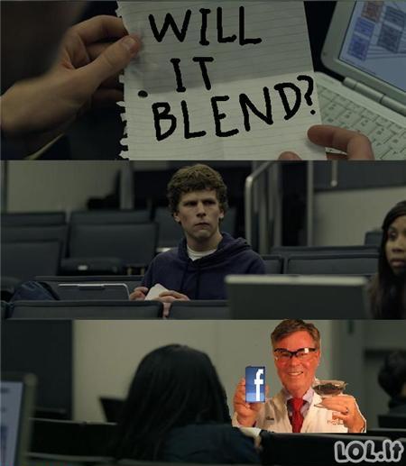Facebook Blend