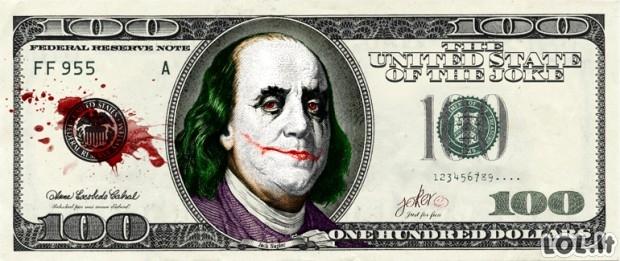 Pinigų padirbinėjimas