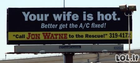 Ypatingai nepadorios reklamos