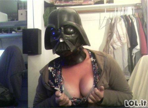 Lukai, aš tavo mama