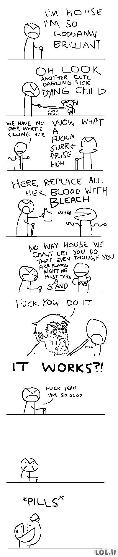 Antradienio komiksai