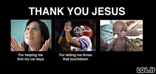 Mažai meldėsi