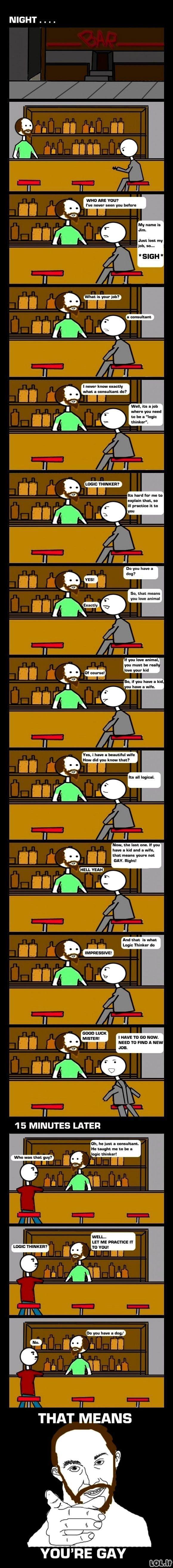 Pokalbis bare