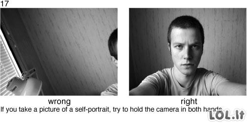 Keletas patarimų pradedantiems fotografams