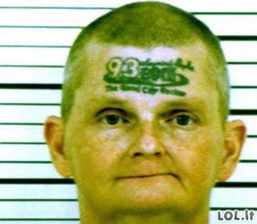 Nenusisekusios tatuiruotės