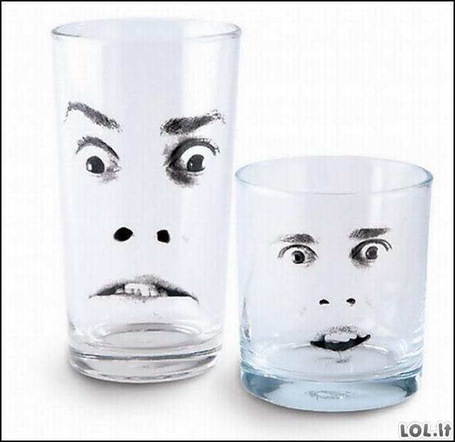 10 kiečiausių ir išradingiausių stiklinių