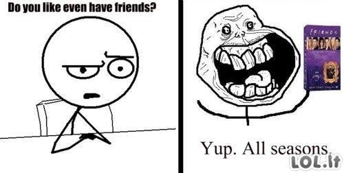 Amžinai draugai