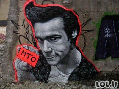 Graffiti gatvės menas