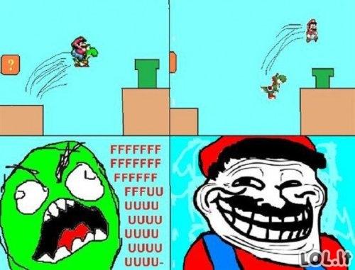 Mario trolis