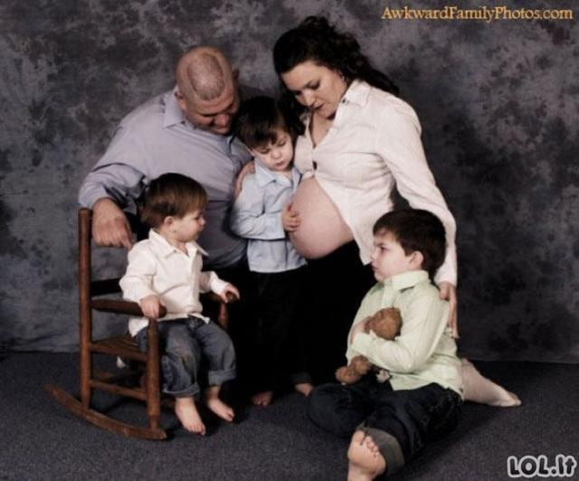 Keistokos šeimos nuotraukos (II dalis)