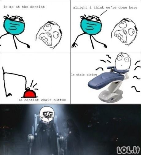 Pas dantistą