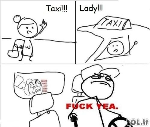 Taksi!