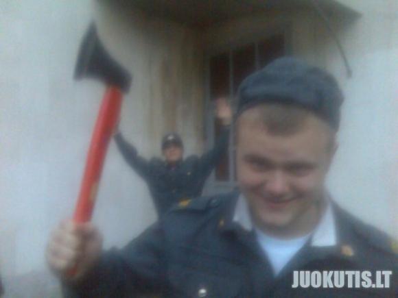 Rusijos policija