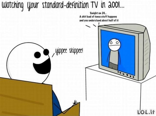 2001 VS 2011