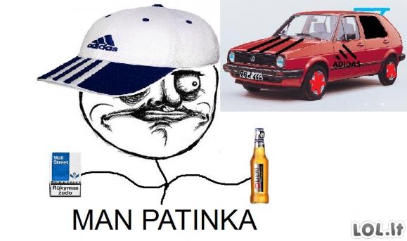 Lietuviškas Me gustas