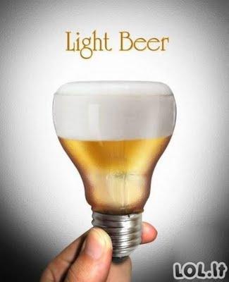 Geriausios alaus reklamos
