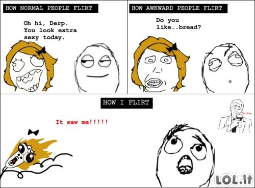 Flirtas