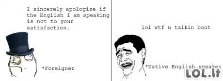 Taisyklinga kalba