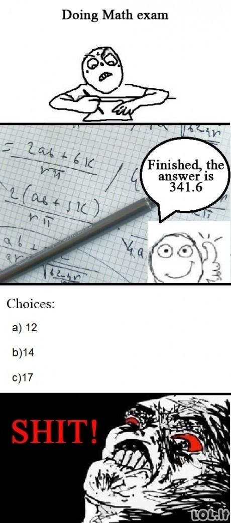 Matematikos egzas