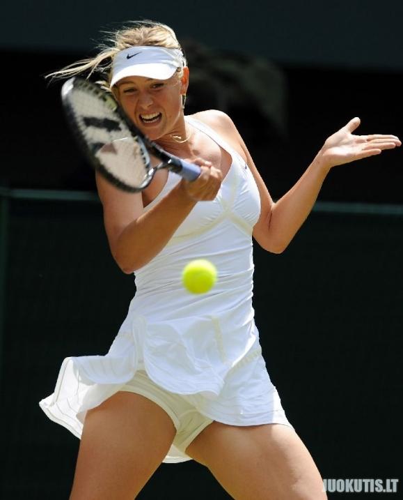 Štai del ko tenisas populiarus