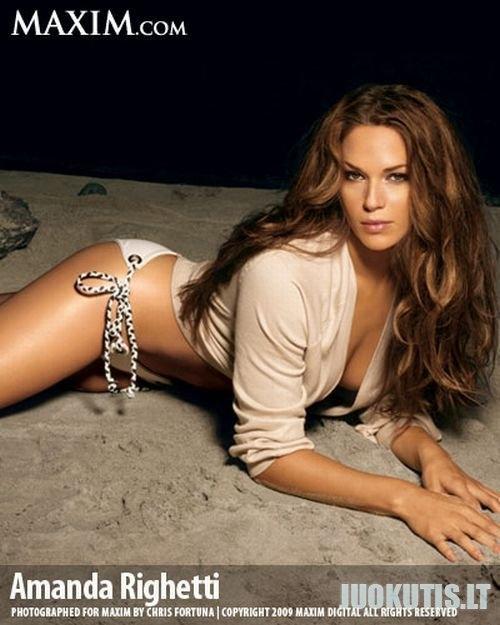 Top 100 maxim 2009 moterų