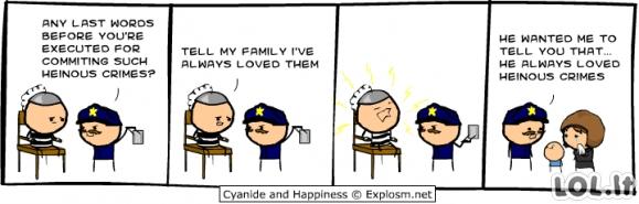 Žiaurūs nusikaltimai