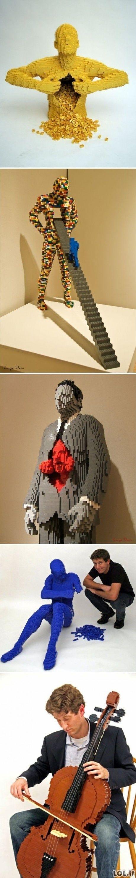 LEGO menas