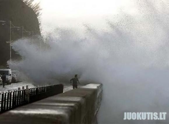 Aqua mišrainė :)