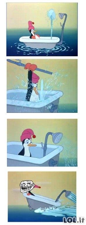 Pingvinukas trololo