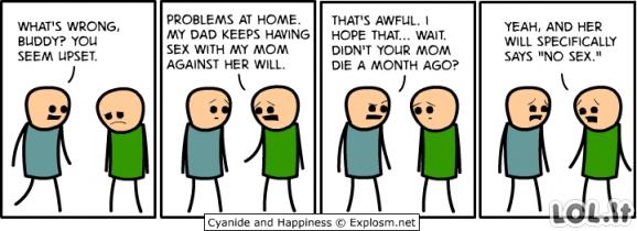 Vargšė mama