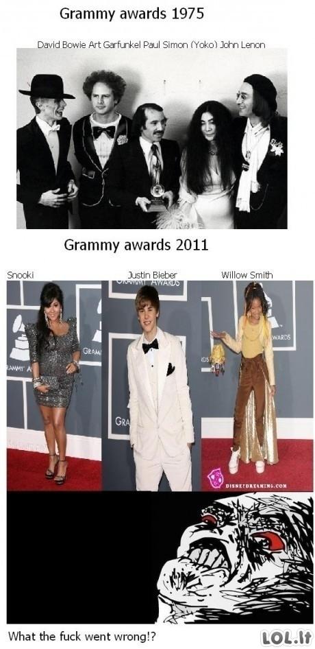 Grammy'ai