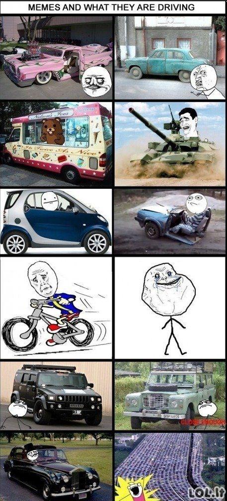 Mėmių transportas