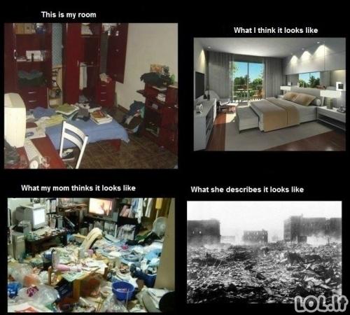 Mano kambarys