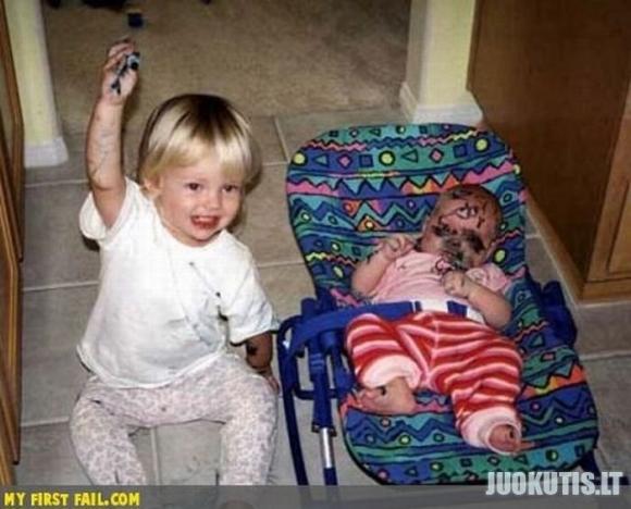 Vaikų Fail mišrainė