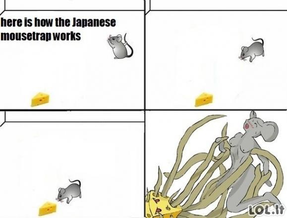 Japoniški pelėkautai
