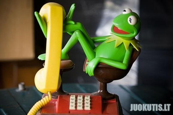 Neiprasti telefonai