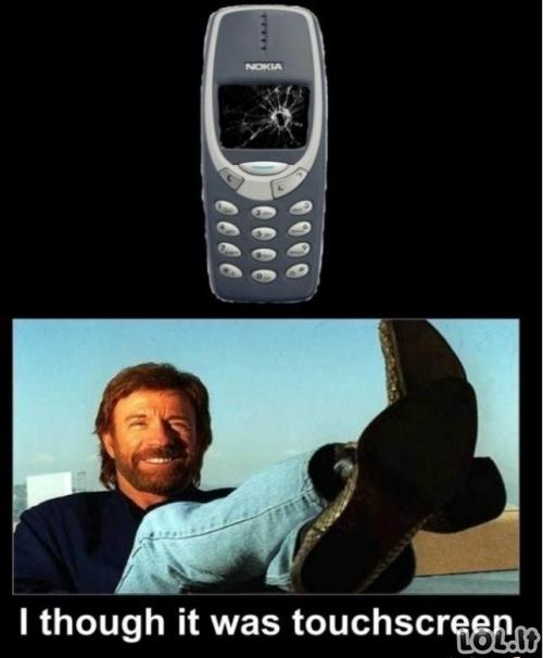 Chuck VS 3310