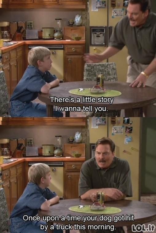 Mažytė istorija