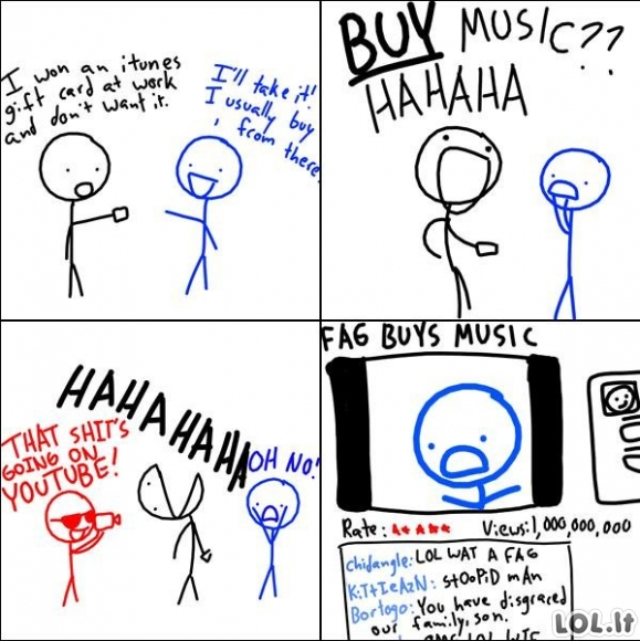 Muzikos pirkėjas